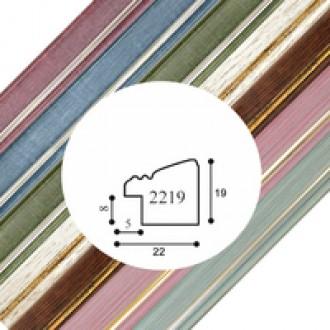 Пластиковый багет серия 2219