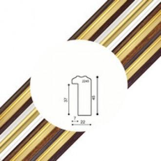 Пластиковый багет серия 2245