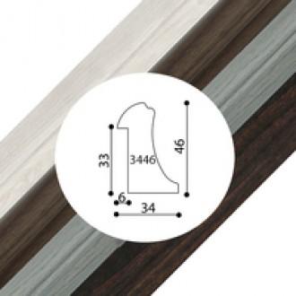 Пластиковый багет серия 3446