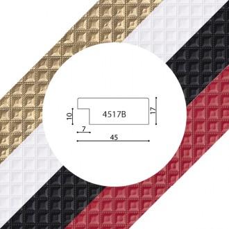 Пластиковый багет серия 4517B