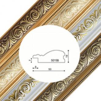 Пластиковый багет серия 5019B