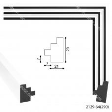 2129-64(290) Багет